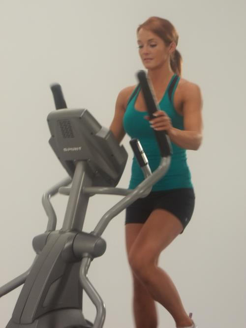 Fitness Equipment Shoot
