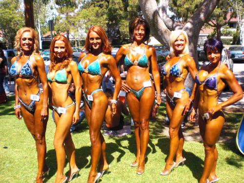 First NPC Figure Competition 2009